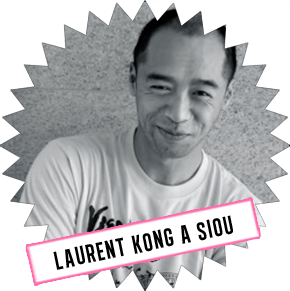 Laurent Kong a Siou
