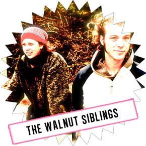 The Walnut Siblings