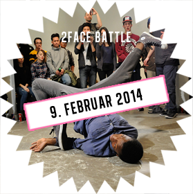 Flashback of 2Face Battle 9. Februar 2014